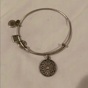 """Alex and Ani """"Sun"""" bracelet"""